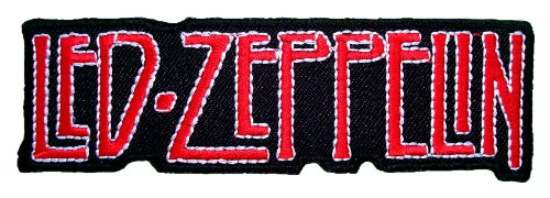 Patches Zeppelin Led (Led Zeppelin Rock Band t Shirts Logo ML09 Iron on Patches)