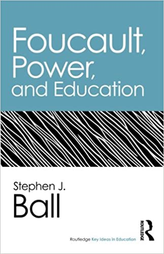 Book Foucault, Power, and Education (Routledge Key Ideas in Education)