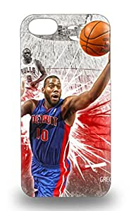 Iphone Cover 3D PC Soft Case NBA Detroit Pistons Greg Monroe #10 Compatible With Iphone 5/5s ( Custom Picture iPhone 6, iPhone 6 PLUS, iPhone 5, iPhone 5S, iPhone 5C, iPhone 4, iPhone 4S,Galaxy S6,Galaxy S5,Galaxy S4,Galaxy S3,Note 3,iPad Mini-Mini 2,iPad Air )
