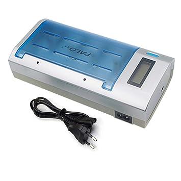 C906W 4 Ranuras Cargador rápido Inteligente Multifuncional ...