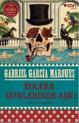 Read Online Gabriel Garcia Marquez ,Kolera Gunlerinde Ask, Cagdas Dunya Yazarlari, Turkce Kitap, Turkish Book pdf