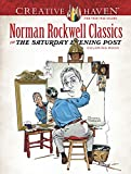 img - for Creative Haven Norman Rockwell Classics from The Saturday Evening Post Coloring Book (Adult Coloring) book / textbook / text book