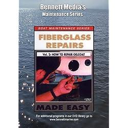 Fiberglass Repair: How To Repair Gelcoat