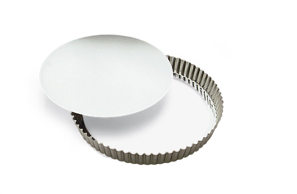 Browne (80126640) 11'' Fluted Quiche Pan by Browne Foodservice (Image #1)