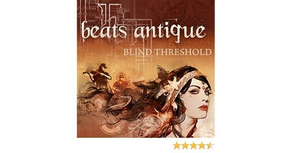 Threshold Beats blind antique