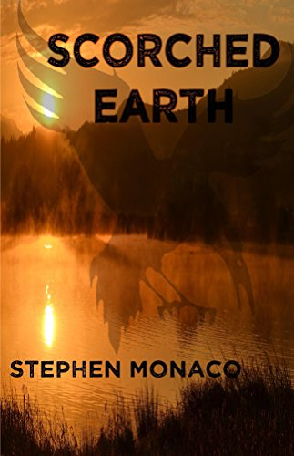 Scorched Earth (Nevermore Book 1) by [Monaco, Stephen]