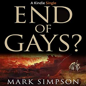 End of Gays? Audiobook