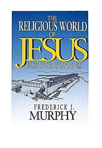 Religious World Of Jesus