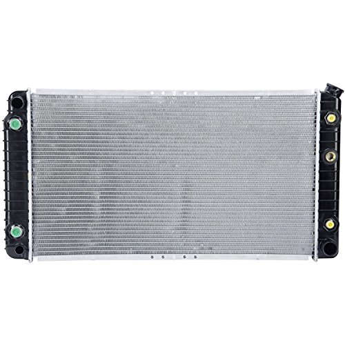 Reach Cooling New Radiator fits Cadillac Commercial Chassis Fleetwood 1993 5.7L V8 REA41-1483A