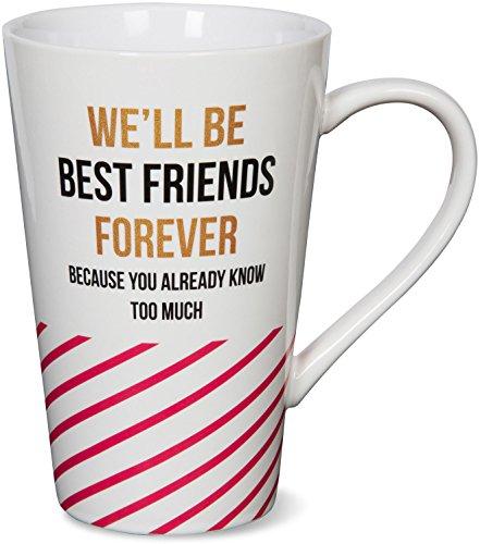 Pavilion- Best Friends Forever 18 oz. Mug