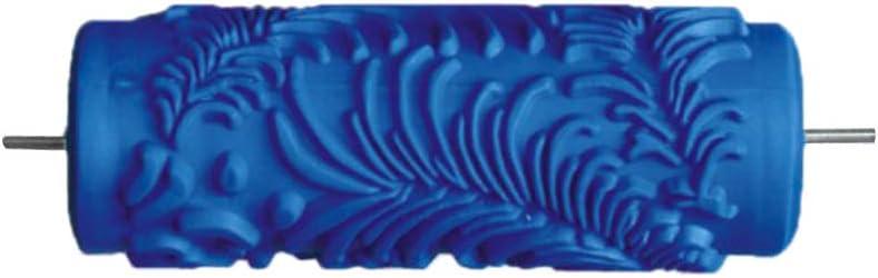 GROOMY 5Pochoir de Rouleau de Peinture en Relief Mur Texture Texture Pochoir Motif 015y
