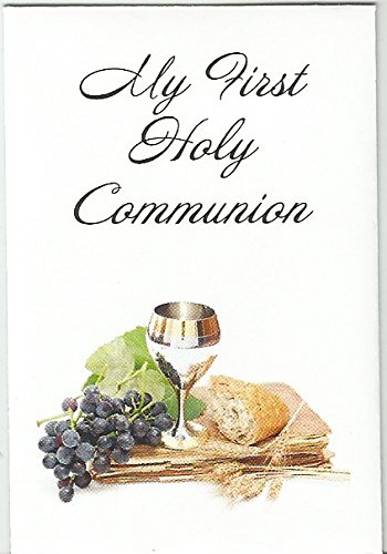 Set of 7 First Holy Communion Mini Seed Packets