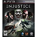 Injustice Gods Among Us [PlayStation 3 PS3] NEW