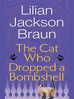 Cat Who Dropped Bombshell Book ebook product image