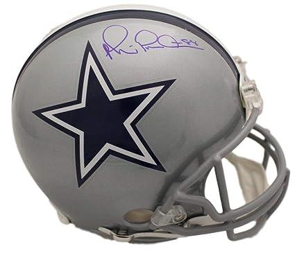 b9c3f70de02 Autographed Michael Irvin Helmet - Proline BAS 22364 - Beckett  Authentication - Autographed NFL Helmets