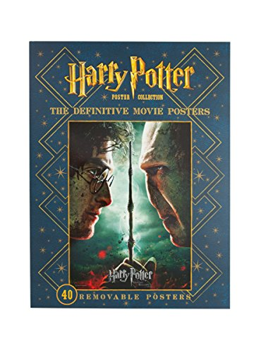 Book Poster Red (Harry Potter Poster Collection: The Definitive Movie Posters (Insights Poster Collections))
