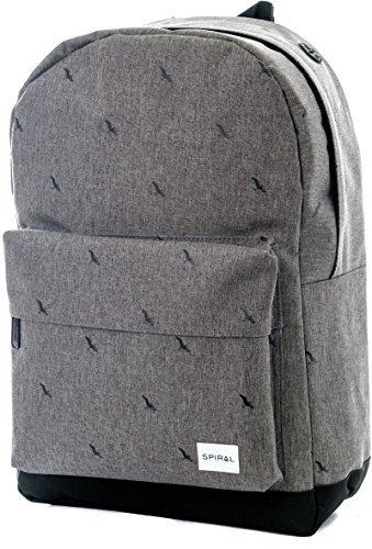 Backpack Backpack Crosshatch Og Crosshatch Spiral Spiral Crosshatch Og Og Spiral Charcoal Backpack Charcoal AqTqv1P