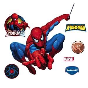 Fathead Amazing Spiderman Wall Decal