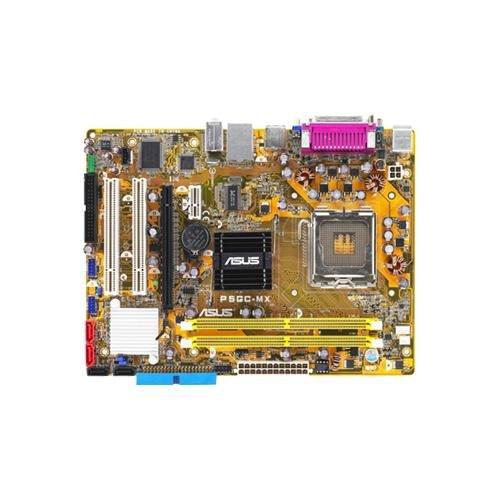 ASUS P5GC-MX LGA775 Intel 945GC DDR2-667 Intel GMA 950 IGP ATX Motherboard