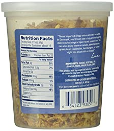 Lars\' Own Crispy Onions, 4-Ounce Containers (Pack of 12)