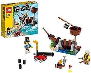 LEGO Pirates - Caribe con la Defensa del naufragio (6103337): Amazon.es: Juguetes y juegos