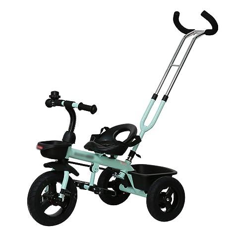 Triciclos Trike para niños Triciclo Bicicleta Carrito para bebés Bicicleta para niños 3 ruedas 1-