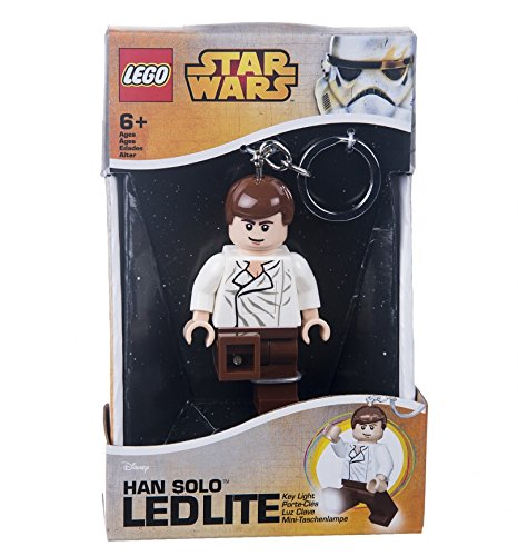 Lego Star Wars Han Solo Key Light: Amazon.es: Santoki ...