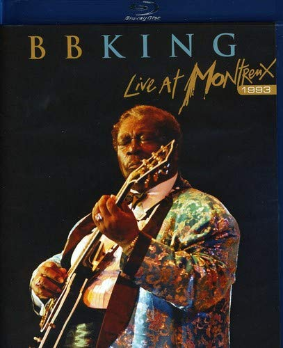 B.B. King: Live at Montreux [Blu-ray] Universal Music Canada 5459029 Blues Pop