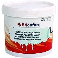 Cofan 15002382 Pintura plástica interior, Blanco, 20 kg