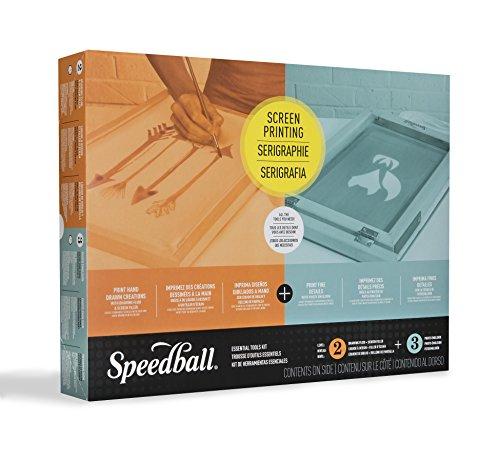 Speedball 004524 Essential Tools Kit by Speedball