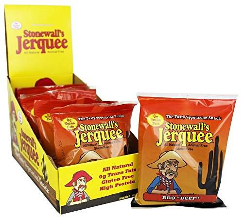 Stonewall's - All Natural Animal Free Jerquee Teriyaki Beef