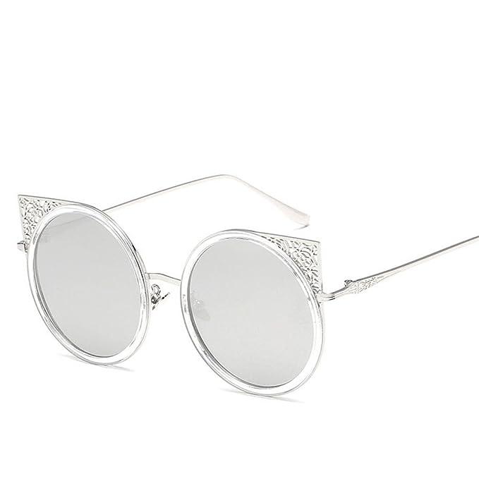 Chahua Elegante marco redondo de metal personalizados gafas ...