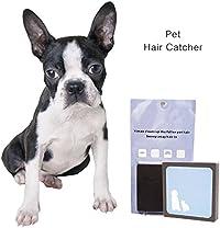 SILD Pet Hair Catcher ICHIMODAJIN Cleaner Dog Cat Pet's Hair Loss Cleaning Supplies Pet Hair Remover (Blue)