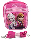 Disney Frozen Queen Elsa Camera Bag Case Little Girl Bag Handbag Licensed - Pink