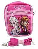 Disney Frozen Queen Elsa Camera Bag Case Little Girl Bag Handbag Licensed – Pink