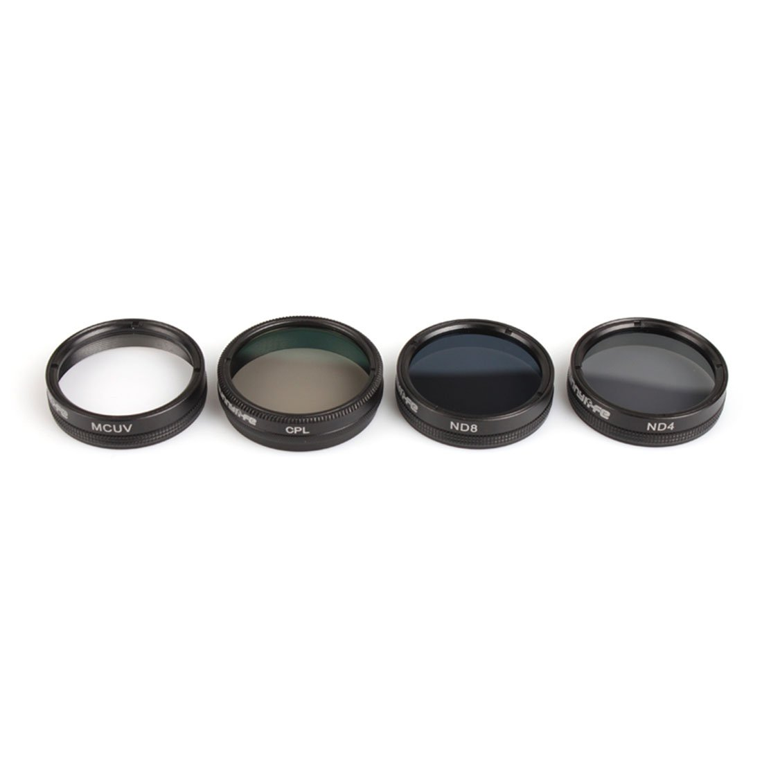 15000P Phantom Filter Set, Kamera Lens Filter CPL MCUV ND8 ND4 für DJI Phantom 4 Pro V2.0/Phantom 4 Pro+ V2.0