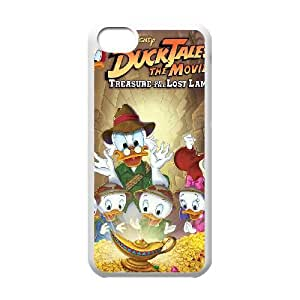 iPhone 5c Cell Phone Case White DuckTales The Movie Treasure of the Lost Lamp KUU Droid Cell Phone Cases