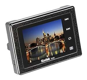 Kodak G240 - Marco digital (TFT-LCD, USB 2.0, Batería, Ión de litio, Negro)