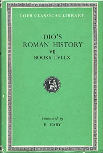 Dios Roman history. / VII, [Books LVI-LX]