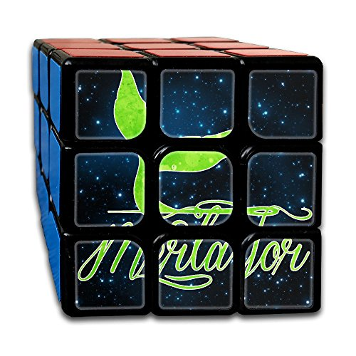 Mermaid Tails 3x3 Smooth Speed Magic Rubiks Cube Magic Speed Cube Puzzles (Monkey Tail Teaser)