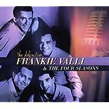 Definitive Frankie Valli & Four Seasons Import edition by Frankie Valli & Four Seasons (2008) Audio CD