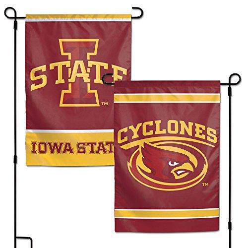 (NCAA Iowa State Cyclones Garden Flag, 12