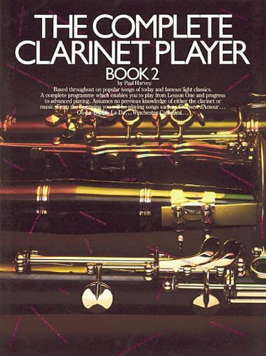 Complete Clarinet Player Book - 1