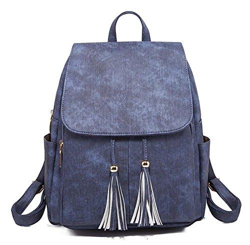à 13 cuir en multifonctionnel sac femmes dos mode décontracté 27 main souple la 30cm sac des à de Sac PU zUpw66
