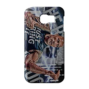 WWE The Rock Johnson 3D Phone Case for Samsung Galaxy S6