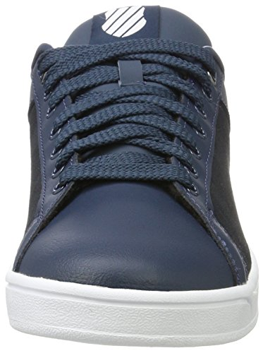 K-swiss Mens Clean Rechter Sneaker Midnight Navy / Wit