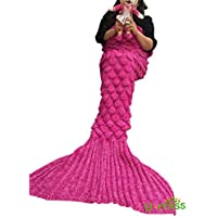 U-miss Mermaid Blanket Crochet and Mermaid Tail Blanket...