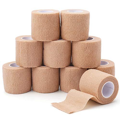 10 Pack Cohesive Bandage, 2