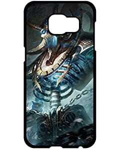 Christmas Gifts Awesome Design World Of Warcraft Hard Case Cover For Samsung Galaxy S6 Edge+ 9516298ZA826019854S6A