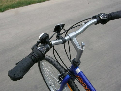 Columba 26'' Folding Bike w. Shimano 18 Speed Blue (SP26S_BLU) by Columba (Image #4)